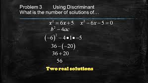 34 4 8 complex numbers to identify and perform operations with complex numbers to find complex numbers as solutions of quadratic equations