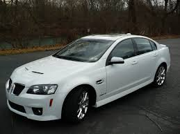 White Hot G8 GXP M6 26k miles asking $31,500 - LS1GTO.com Forums