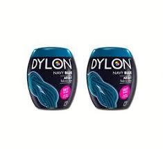 Dylon Dyes Colour Chart Nz New Dylon 350g Navy Blue Machine Dye Pod 2 Pack