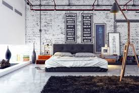 Modern Industrial Bedroom Laurel Wolf Explains Modern Vs Industrial