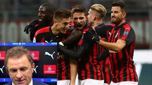 Milan Spal 1-0 Suso, Semplici
