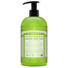 <b>Органическое мыло</b> для рук с <b>экстрактом</b> шикакай и лемонграсса ...