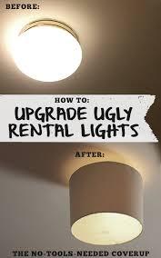 simple hack for upgrading ugly al lighting