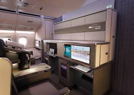 Front Row Design Front Row Monument Innovation Aircraft Interiors International