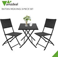 3 Piece Bistro Patio Set - Amazon.co.uk