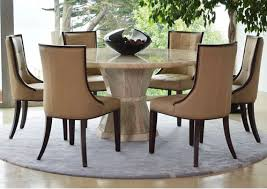 round dining table for 6. Wonderful For 1410278713_Marcello20Round20u002620620Marcello20Beige20Chairs Throughout Round Dining Table For 6 M