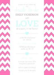 Free Bridal Shower Invitation Templates For Word Stunning Bridal