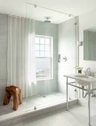 set your shower free open shower renovation inspiration here s a possible idea swap our tub and shower using a waterproof curtain to protect the nice