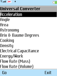 Symbian Converter Universal Converter And Periodic Table