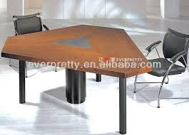 small office conference table. Small Office Table Gorgeous Conference Wooden Triangle Meeting Buy U