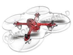 <b>Радиоуправляемая</b> модель <b>квадрокоптер</b> Syma X11 <b>Hornet</b> 2.4GHz