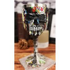 <b>Skull Glasses</b>   Wayfair