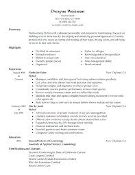 Hair Stylist Resume Beauteous Examples Of Hair Stylist Resumes Hair Stylist Simple Resume Example
