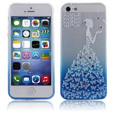 iphone 5s cases for girls. buy case for iphone 5s cover 5 tpu nsstar soft dress girl inlaid shiny glitter diamond iphone cases girls p
