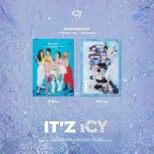 ITZY Album - IT'z ICY | CD's | Music | DAEBAK K-Pop Shop – Der erste K-Pop  Shop in Deutschland