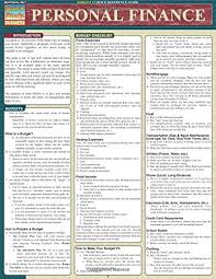 Download Book Personal Finance Laminate Reference Chart