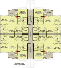 12 Unit Apartment Building Plans Type Building Plan Units Floor 12 Unit Apartment Building Plans