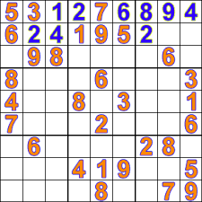 Sudoku Puzzel Solver A Player A Computer And A Mathematician Enter A Bar To Solve A