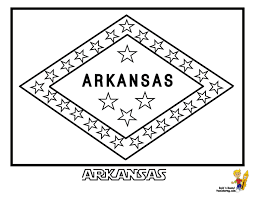 Small Picture Patriotic State Flag Coloring Pages Alabama Hawaii Free California