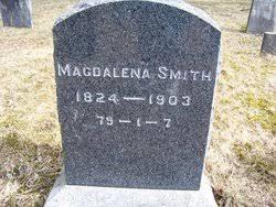 Magdalena Smith (1824-1903) - Find A Grave Memorial