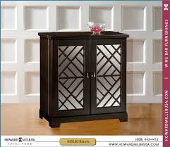 black bar cabinet. Fine Cabinet 695150 HowardMiller Black Wine Bar Cabinet  And Bar Cabinet G