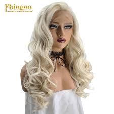 <b>Ebingoo Hair Cap</b>+<b>High Temperature</b> Fiber Natural Long Wavy Dark ...