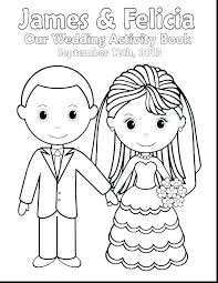 Printable Wedding Coloring Pages Free Printable Wedding Coloring