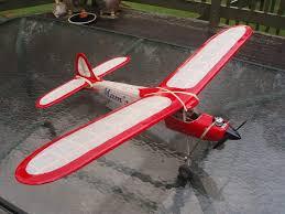Vic Smeed Designs Vic Smeed Mamselle Model Airplanes Vintage Models Radio