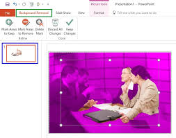 Remove Background From Pictures In Powerpoint 2016 For Windows