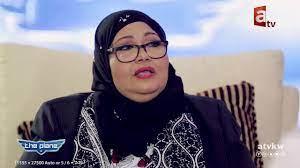 النجمة انتصار الشراح تكشف تفاصيل ارتدائها الحجاب - YouTube