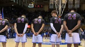 Duke honors <b>Kobe</b> Bryant with warmup jerseys featuring 8 and 24 ...