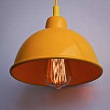 classic pendant lighting. Sunshine Yellow 1917 Classic Pendant Lighting S