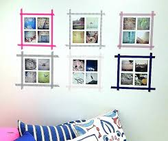 hang pictures on wall without nails unique ways to photos hanging picture frames beautiful make a hang pictures on wall without nails