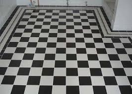 black and white tile floor. Checkered Tiles Black And White Tile Floor C