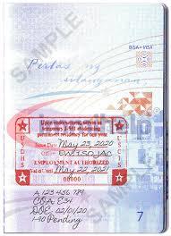sle temporary green card st i