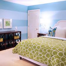 girls bedroom ideas blue and green. striped girls room bedroom ideas blue and green