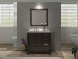 36 bathroom vanity with offset sink. cambridge 37 inch single bathroom vanity set left offset sink 36 with y