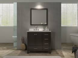 cambridge 37 inch single bathroom vanity set left offset sink cambridge 37 inch single vanity set left offset sink