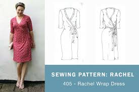 Wrap Dress Sewing Pattern Inspiration Indie Darling Best Wrap Dress Patterns Helen's Closet