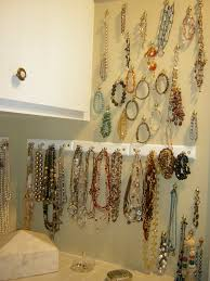 Jewelry Organizing Ideas  What Are Yours?