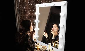 make up mirror lighting. Make-Up Mirror With LED Lights Make Up Lighting