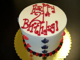 image of 21st birthday cakes for men