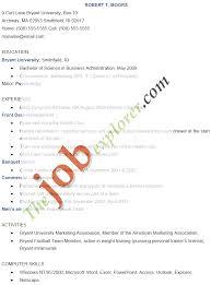 Receptionist Resume Example Sample Receptionist Resume Template
