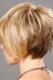 Korte Gelaagde Bob Kapsels Voor Fijn Haar Kort Haar Thin Hair