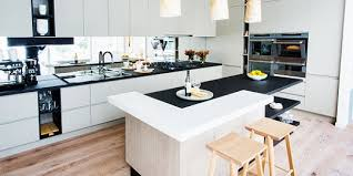 ... Captivating L Shaped Kitchen Bench And L Shaped Kitchen Layout The Good  Guys Kitchens ...
