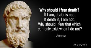Epicurus Quotes