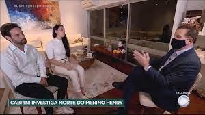 Mãe e Pai de Henry Borel Trocam acusações - YouTube