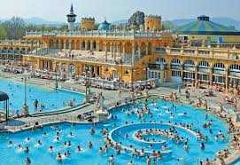 Budapest adult swimming outdoor