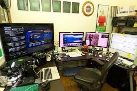 home office technology. Computer_setup_1 Home Office Technology E