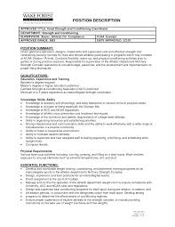 Corporate Trainer Resume Template Free Training Resume Template